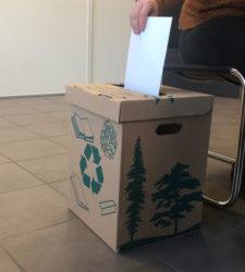 L'engagement éco-responsable du mois : Adeline et les papiers recyclés